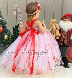 Christmas Tutu Dress - ADORABLE!!!