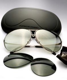52da94891d AVENUE LIFESTYLE MAGAZINE: P'8478: ICÓNICAS GAFAS DE SOL DE AVIADOR by  Porsch. Oakley GlassesRay Ban ...