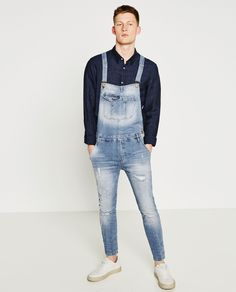 overallsftw / guys in overalls. Overol  Overall men  Fashion men