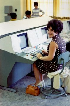 Bell Labs Tech Chick