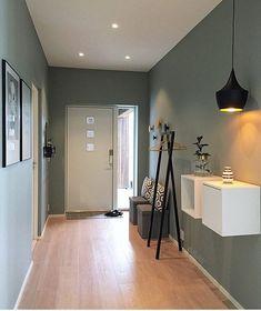 rustic home interior Flur Design, Home Design, Modern Interior, Interior Design Living Room, Hallway Designs, Hallway Decorating, Entryway Decor, Style At Home, Design Case