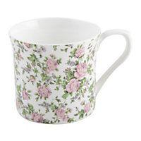 Fine China Mug- Rose