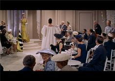 livin vintage: Film Fashion Friday: Fashion Show February: Designing Woman (1957)