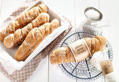 Špaldový koreňový chlieb