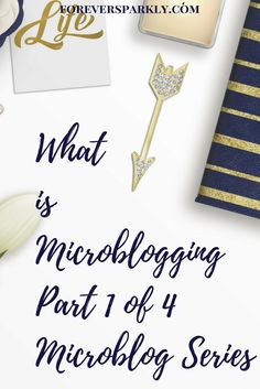 What is microbloggin
