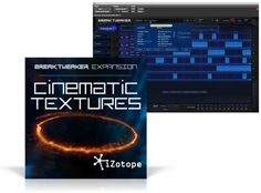 Cinematic Textures v1.00 For BT Team R2R | Feb 18 2014 | 540 MB The Cinematic Textures Expansion is a collection of rhythmic gestures ranging from esoteri