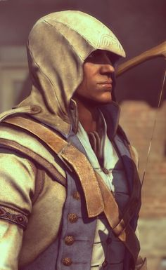 Assassin's Creed, Connor Kenway Assassins Creed Series, Assassins Creed Unity, Assassins Creed Origins, Conner Kenway, Assassin's Creed Videos, All Assassin's Creed, Dynasty Warriors, Samurai Warrior, Game Character