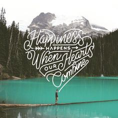"70/365 #project365 WIP client work for the great artist @mpolinar ""Happiness happens when our hearts combine"""