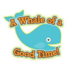 Free SVG File – Sure Cuts A Lot – Cute Whale Caption and 26 other pages of free files.