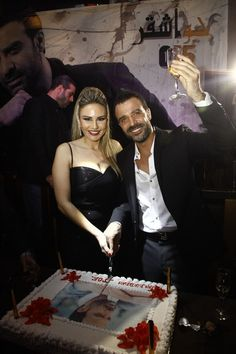 Joe Ashkar launched his new album and threw up a party with his media partners and friends at Cassino club,Sodeco on 6th of February 2013.