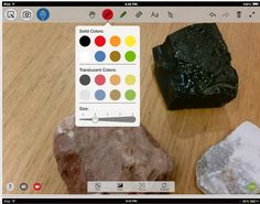 Here Is How to Use iPad As A Document Camera in Class. My favorite of these apps is the Stage (few people know just how awesome it is).