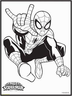 spiderman ausmalbilder drucken sie marvel hero in 2020 | ausmalbilder, malvorlagen pferde, ausmalen