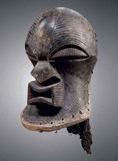 Masque Songyé, kifwébé Songye