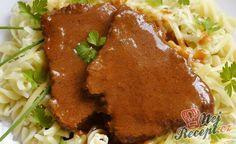157 z Czech Recipes, Meatloaf, Stir Fry, Fries, Pork, Menu, Losing Weight, Kale Stir Fry, Menu Board Design
