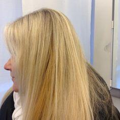 Radico Strawberry blond.