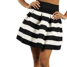 Mint Skater Skirt, Skirt, skater skirt high waist, Casual ...