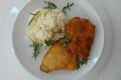 Waldviertler Schnitzel Chicken, Meat, Food, Schnitzel Recipes, Mouth Watering Food, Grilling Chicken, Vegetarian Cooking, Essen, Meals