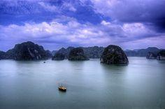 Halong Bay by ethan.crowley, via Flickr