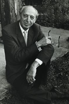 Aaron Copland (1900-1990)  American composer, his most famous pieces being 'Appalachian Spring' and 'Fanfare for the Common Man.' Marxist? Friend of Pete Seeger's father cofounded Composers Collective