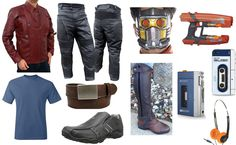 Peter Quill / Star-Lord Costume