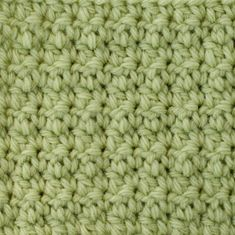 How To Crochet The Silt Stitch - Crochet 365 Knit Too - Page 2 of 31 - Free Crochet Patterns Crochet Block Stitch, Easy Crochet Stitches, Afghan Crochet Patterns, Free Crochet, Stitch Patterns, Crochet Blocks, Crochet Summer, Reverse Single Crochet, Double Crochet