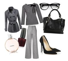 """""""Untitled #6"""" by sophiemily-1 on Polyvore featuring ADAM, Marc by Marc Jacobs, Jimmy Choo, LE3NO and OPI"""