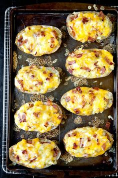 Twice-Baked Potatoes | SAVEUR