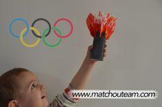 www.matchouteam.com   flamme olympique