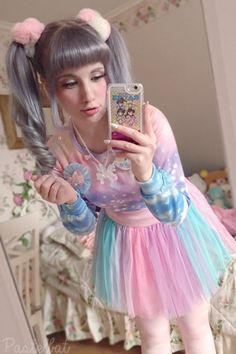 ♡ Fairy Kei, Pop Kei, Magical Girl, Pastel Fashion ♥ ❤ Blippo.com Kawaii Shop ❤