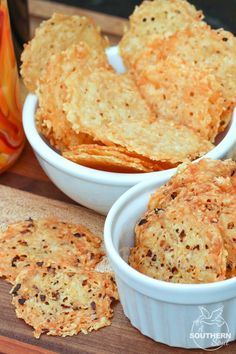 Parmesan Cheese Crisps A Southern Soul Parmesan Cheese Crisps A Southern Soul StacEy Hicks Carb Low Make these Parmesan Cheese Crisps as soon as nbsp hellip Cheese Recipes Cheese Appetizers, Finger Food Appetizers, Appetizer Recipes, Cheese Recipes, Low Carb Recipes, Cooking Recipes, Parmesan Recipes, Rice Recipes, Recipies