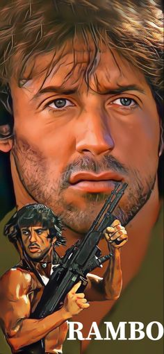 Movies To Watch, Good Movies, Stallone Movies, Silvester Stallone, John Rambo, Army Patches, The Expendables, Movie Poster Art, Tough Guy