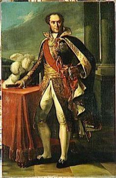 Guillaume Marie-Anne, comte de Brune, maréchal de France (1763-1815) - Marie-Guillemine Benoist