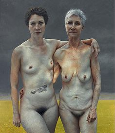 Naked women: What painting portraits of nude women has taught me. Artist Aleah Chapin, 28, has caused controversy with her realistic paintings of nude older women. Now, she has a new London show that celebrates the female form at every age. Here, she opens up to Claire Cohen about body image and the perils of social media.