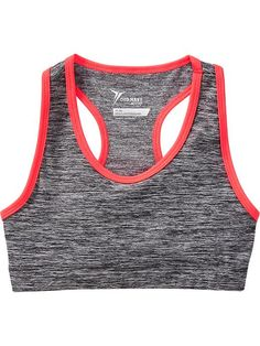 Go-Dry Cool Sports Bra for Girls Product Image
