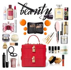 """""""😁"""" by zanfira-panciu ❤ liked on Polyvore featuring beauty, Chanel, Viktor & Rolf, Marc Jacobs, Major Moonshine, Dolce&Gabbana, Yves Saint Laurent, Givenchy, Atelier Cologne and La Prairie"""
