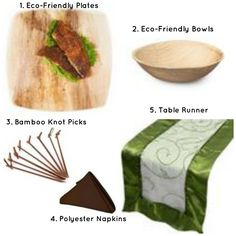 Enter to win a @SmartyHadAParty #Biodegradable #Leafware tablescape.  Open to residents of the contiguous US ages 18 and over; entries close 9/28/14.