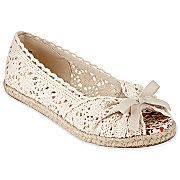 Need something for summer that's light and cute (and cheap) and will still cover my toes.  Opinions?  Suggestions?