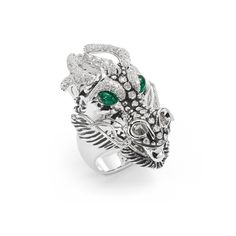 Dragons-Limited Edition ring