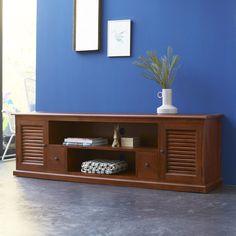 TV-Möbel aus Mahagoni 180 Loggia