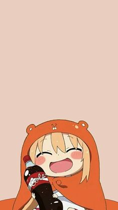 Umaru-chan anime phone wallpaper ✨ Enjoy!~