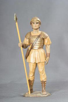 Belenes Laravid : Belenes y Figuras 100x100 Artesanos en Barro - Belenes Laravid - Figuras de Navidad