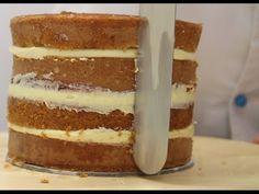 Come tagliare a strati perfetti una torta by ItalianCakes