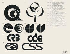 Classic logo designs.