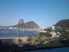 Botafogo Beach and Dugar Loaf