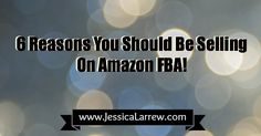 Shares FacebookTwitterGoogle+Pinterest Have you been thinking that now may be the perfect time to start selling on Amazon FBA? I think thething that puts off most people about starting a business of their own isn't that they lack creativity or a great work ethic; it's that they feel they don't havethe experience and capital they …