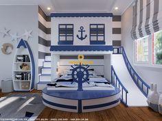 Cool Boys Room, Cool Kids Bedrooms, Kids Bedroom Sets, Awesome Bedrooms, Baby Room Design, Room Design Bedroom, Baby Room Decor, Bedroom Decor, Creative Kids Rooms