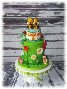 Maya the Bee - Cake by EG