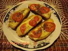 ora, pitangas!!!: tapas, crostines, bruschettas ou pão torrado