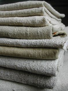 La Pouyette....: Old Linen - Part 2