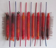 Weaving Textiles, Weaving Art, Tapestry Weaving, Weaving Designs, Pleated Fabric, Small Quilts, Fabric Manipulation, Textile Artists, Fiber Art